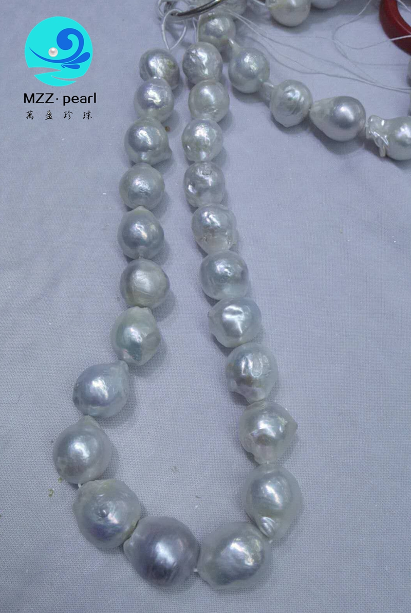 hot beads irregular retail wholesale from sale jewelry natural freeform shaped in irregularly freshwater white pearls waterdrop cultured item